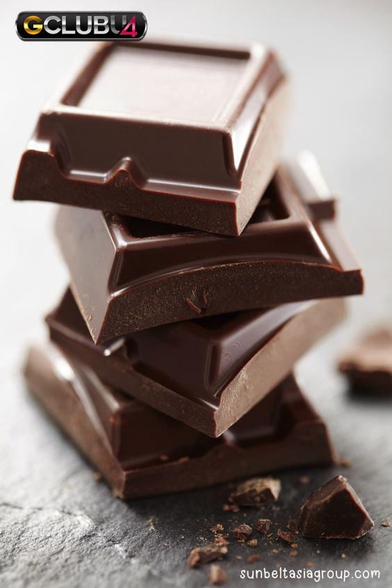 ดาร์กช็อกโกแลต มีประโยชน์ต่อสุขภาพที่น่าแปลกใจ